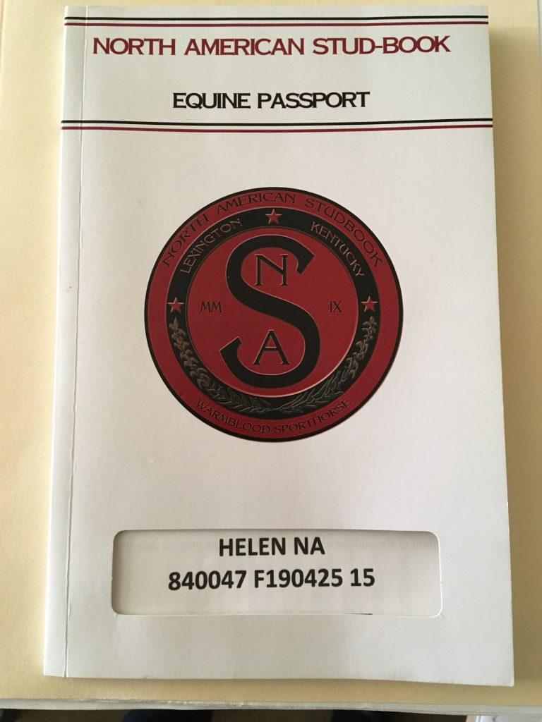 NAS Passport
